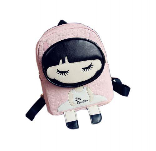 Kids School Bag Toddler Backpack Cute Girl Camping Travel Backpacks Purse Pink