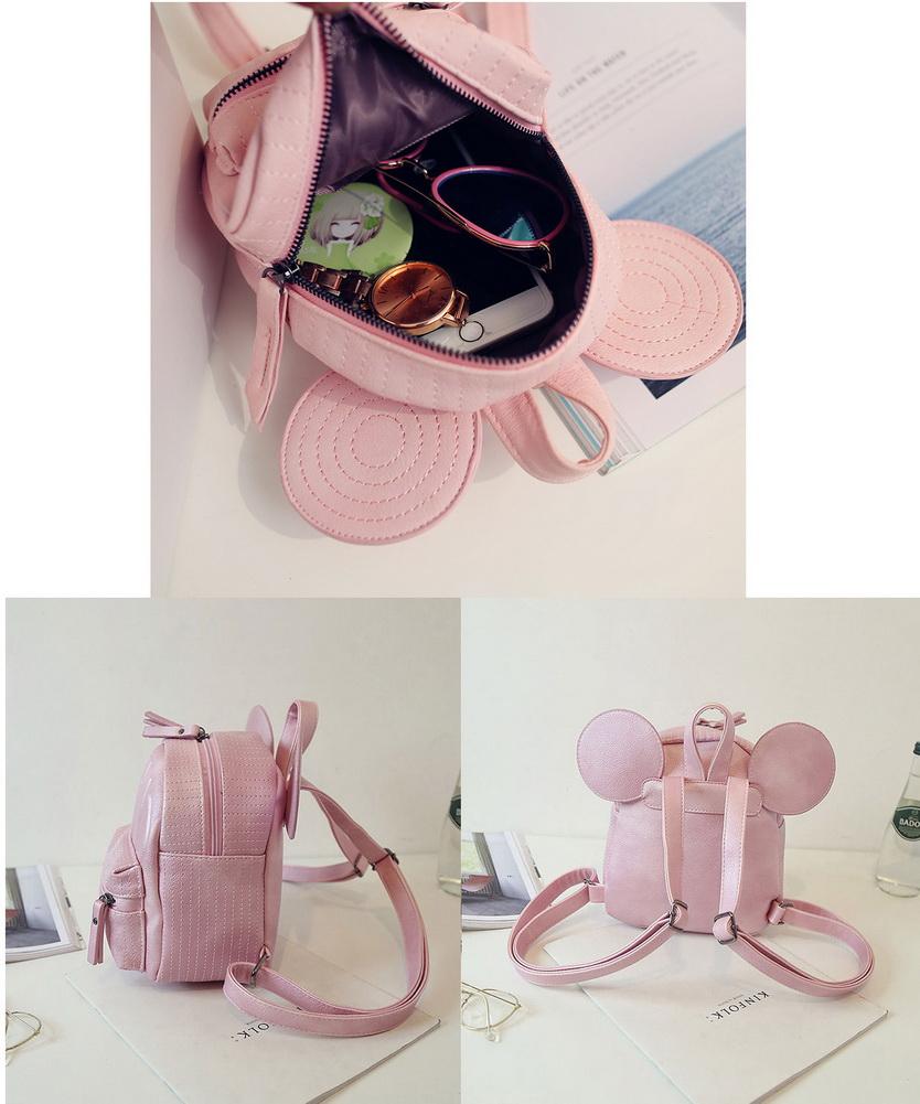 338322b930e7 Retro Beige Ear Toddler Backpack Kindergarten Bag Travel Kids Backpacks  Purse. ×. Click to enlarge · Click to enlarge